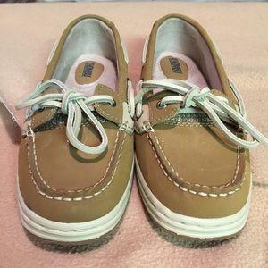 Khombu Shoes - New Khombu Natural Color Boat shoes