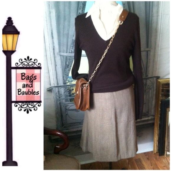 Ann Taylor Loft - ANN TAYLOR LOFT A-Line Skirt, Size 16 • NWOT ...