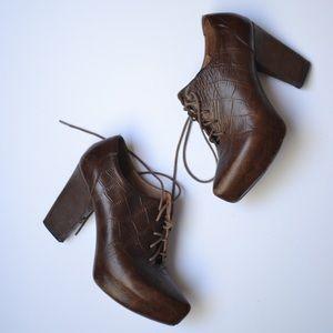Jeffrey Campbell Shoes - Jeffrey Campbell Platform Booties