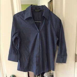 Eddie Bauer Blue Shirt