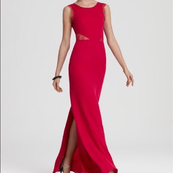60% off BCBGMaxAzria Dresses & Skirts - Turkish Rose BCBG Max ...