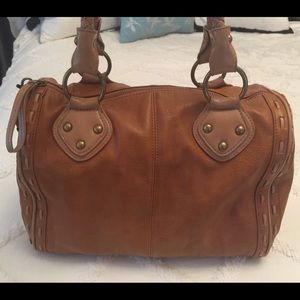 Handbags - Faux leather handbag