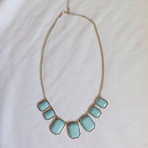 Forever 21 Jewelry - Mint statement necklace