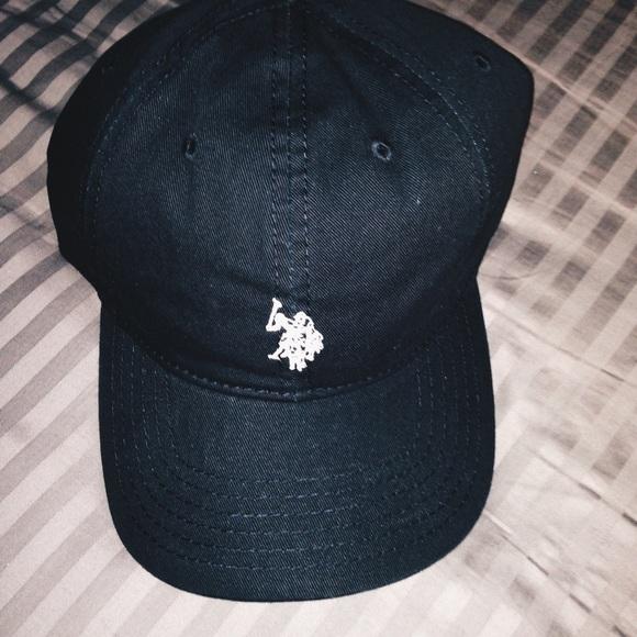 Polo By Ralph Lauren Accessories Black Us Polo Assn Hat Poshmark