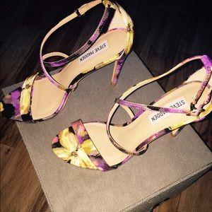 Steve Madden Shoes - Floral Sandals