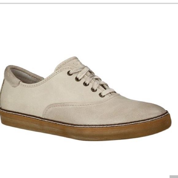 42 ugg shoes new ugg garrick sport oxfords leather