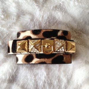 Juicy Couture Leopard Bracelet