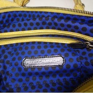 Rebecca Minkoff Bags - Yellow Rebecca Minkoff 'Desire' Bag