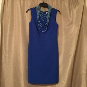 LOFT Dresses & Skirts - Royal Blue Loft Dress