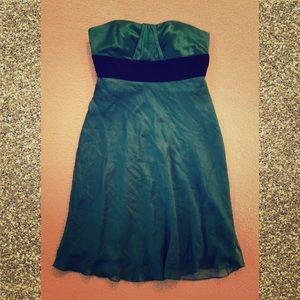 Silk Kay Unger Dress