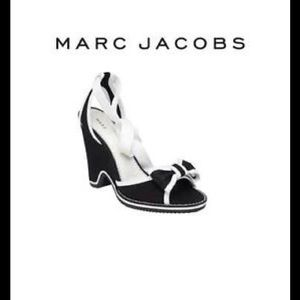 Marc Jacobs Shoes - 🎄Marc Jacobs Wedges, 10🎄