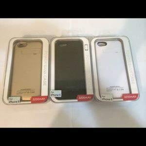 Battery case for iphone/samsung
