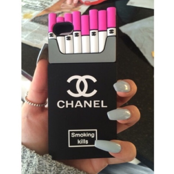 Chanel Iphone 6 Case Smoking Kills Smoking Kills Iphone 6