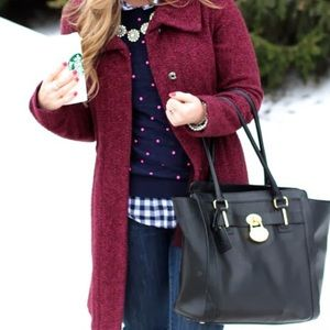Target Jackets & Blazers - Gorgeous burgundy jacket