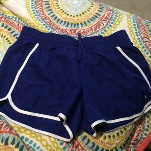 Danskin Running shorts XL (16-18) Blue