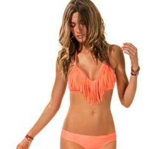 Gianni Bini Other - 3 for $45 Bag/ Gianni Bini Fringe Bikini Top