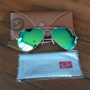 Ray Ban Aviator Size 47   City of Kenmore, Washington e773a34721e8