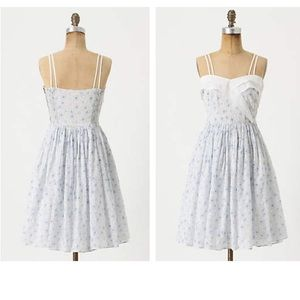 Anthropologie Beau Idyll Dress
