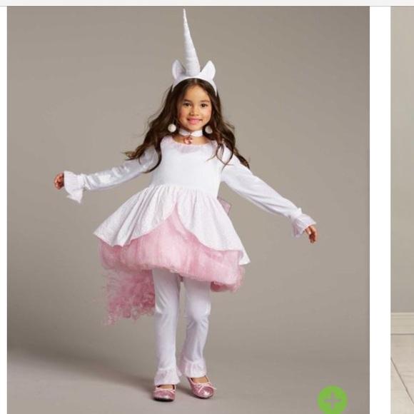 Chasing fireflies unicorn costume 5/6