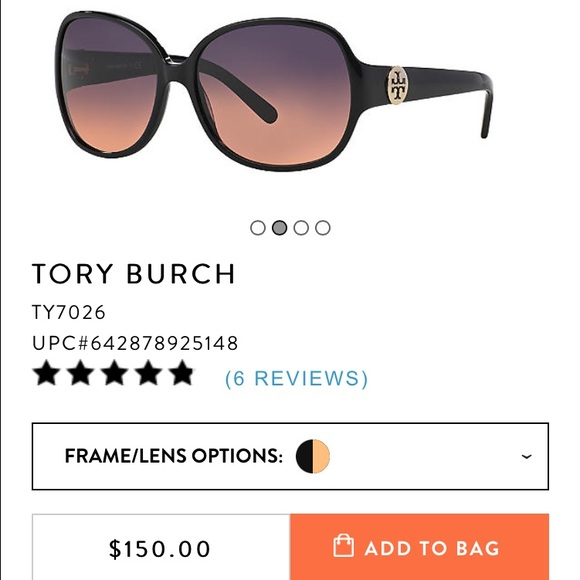 Tory Burch Accessories - Tory Burch Sunglasses