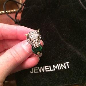 Jewelmint Jewelry - Jewelmint Jaguar Ring.