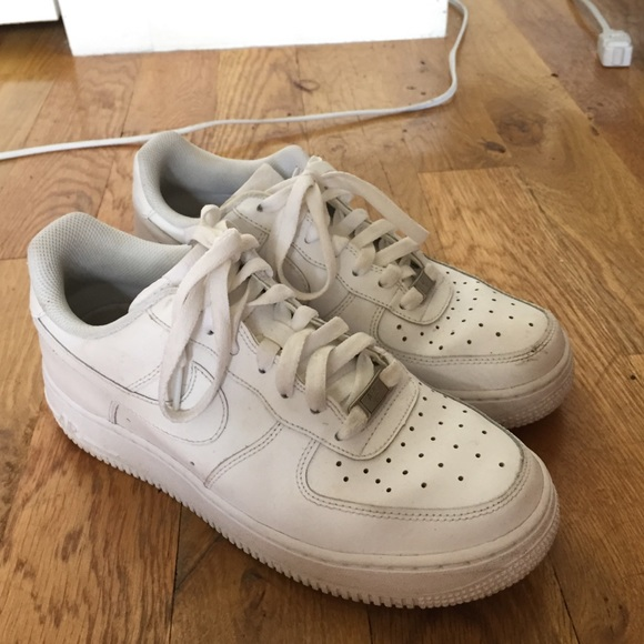 Nike Shoes | Nike Air Force Youth Size