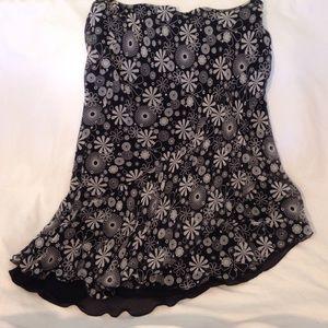 Allison Taylor  Dresses & Skirts - Flower Skirt