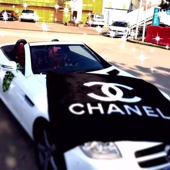 Chanel Chanel Cc Fashion Fleece Blanket From Yoanna S