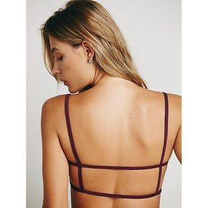 Free People Strap Bralette *NEW*