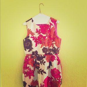 Short Eliza J dress