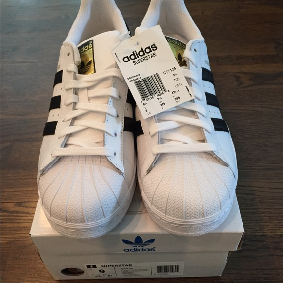 adidas superstar mens 10