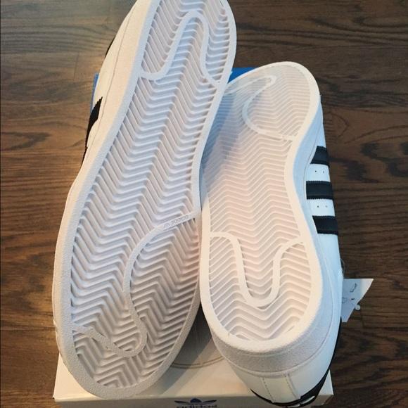 Menns Adidas Superstar Størrelse 10 FDOkUP3