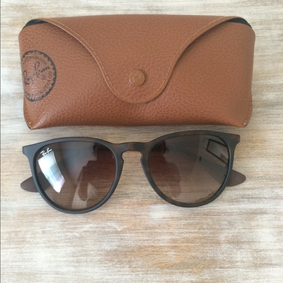 04b2c4da084 Ray-Ban Erika Tortoise Sunglasses. M 55e4beb86802784d710149d9. Other  Accessories ...