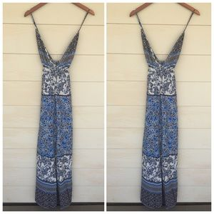 Dresses & Skirts - Printed Maxi Dress