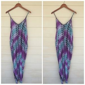 Dresses & Skirts - Tie Dye Maxi Dress