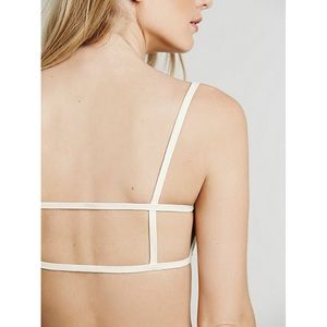 Free People Strap Back Bralette *NEW*