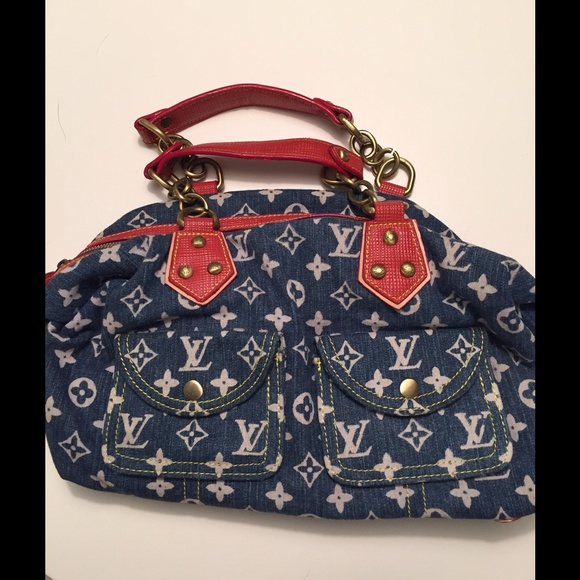 2eee7092e413 Louis Vuitton Accessories - Denim