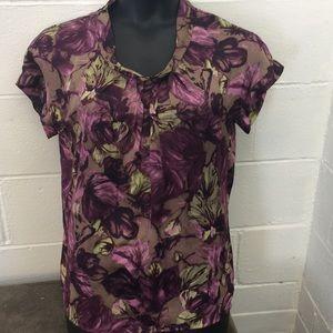 Emma James shirt size L
