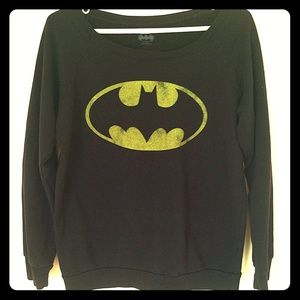Batman long-sleeved shirt