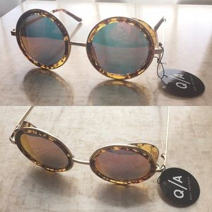040c9b3ed272 Quay Accessories - Quay Throwback Mirrored Oversized Sunglasses 😎