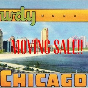 MOVING SALE!!! (OFF TO CHICAGO!) MAKE ME AN OFFER!