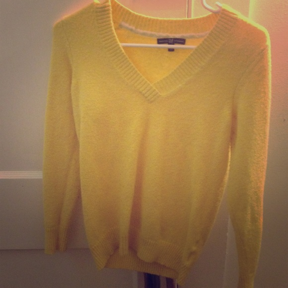 50% off GAP Sweaters - Canary yellow sweater from Mary's closet on ...
