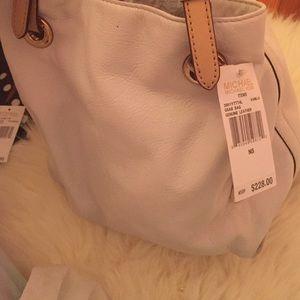 Michael Kors Vanilla Grab Bag