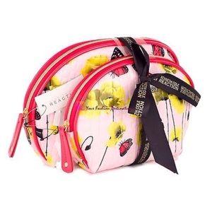 2Piece Makeup Bag Set NWT