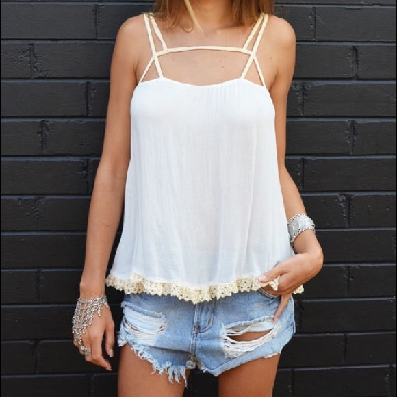 953a99dd200 Free People Summer Strap Cami Top