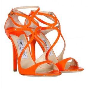Jimmy Choo Shoes - ISO!! Jimmy Choo Lang Fire Sandals