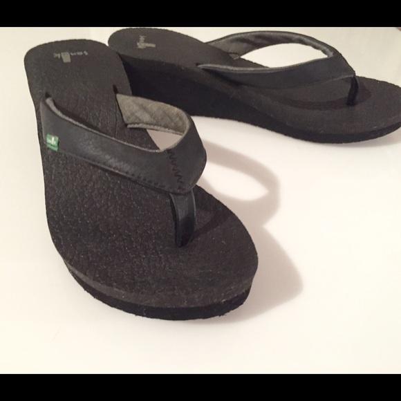 Sanuk Shoes   Sanuk Yoga Mat Wedge