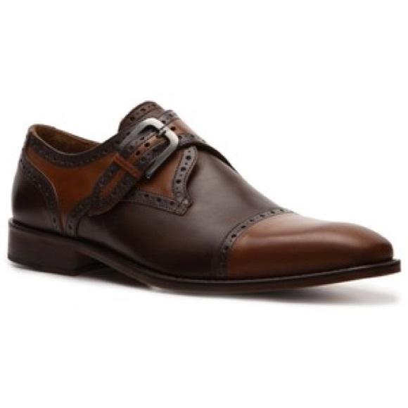 fb6be7fe2 Men s DSW Mike Konos Monk Strap Slip On Shoes. M 55e55a32c6c7958a33018a80