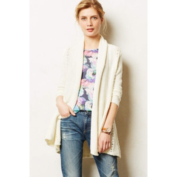 b900cce4f022e5 Anthropologie Sweaters - Anthropologie Angel of the North Cardigan - S