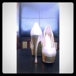 BeBe high heels - size 6